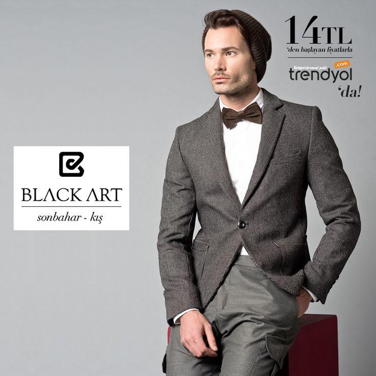 Black Art, erkek giyiminde farklı stil ve tasarımları ile dikkati çekecek bir koleksiyon sunuyor. Sanatsal Dokunuşları ile Türkiye'nin Trendyol'unda!  #ceket #kaban #gomlek #pantolon #triko #kazak #mont #sweatshirt #fashion #istanbul #made #in #turkey #sanatsaldokunus #erkekgiyim #blackart #siyahsanat http://goo.gl/Vu4zRu