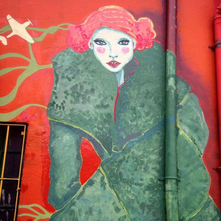 Detail 🐾 . Pompéia R. Estevão Barbosa, 42 Julho 2016 #graffiti  #resteitaasmina…