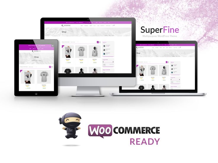 SuperFine is multipurpose WordPress #WooCommerce theme suitable for companies or individuals|  http://goo.gl/M5vdU7