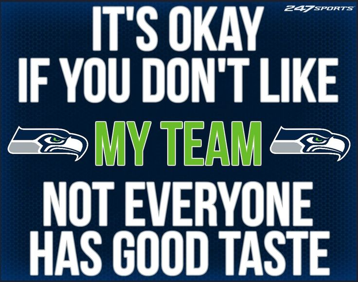 That's right!  https://www.fanprint.com/licenses/seattle-seahawks?ref=5750