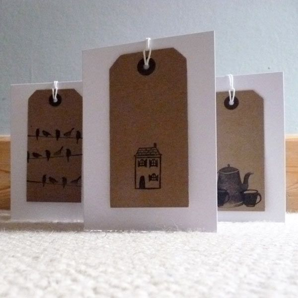 Greetings cards by Katie Treggiden