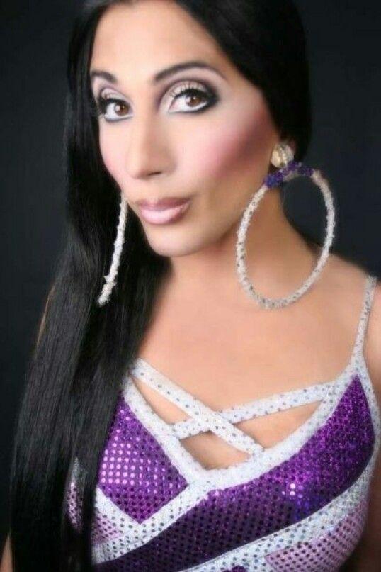 Bianca del Rio as Cher