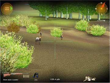 free deer hunting games online