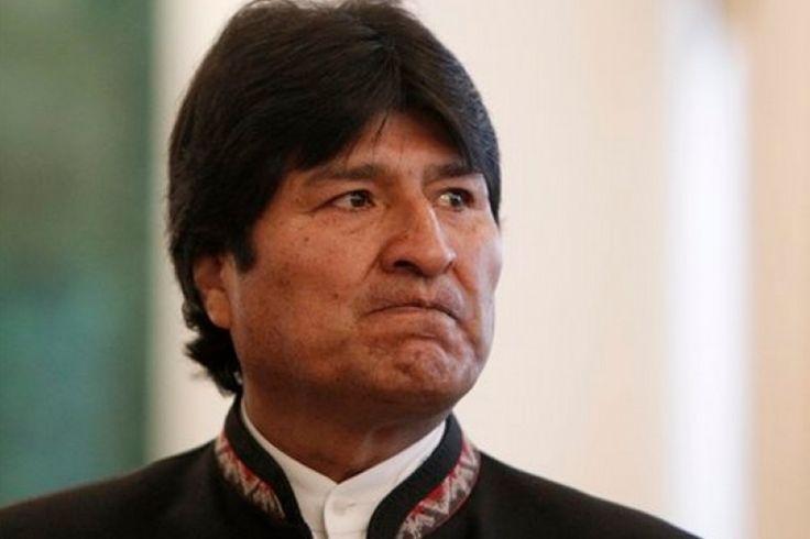 """Evo Morales dice países pequeños reciben presiones para """"asediar"""" a Venezuela en la OEA"""