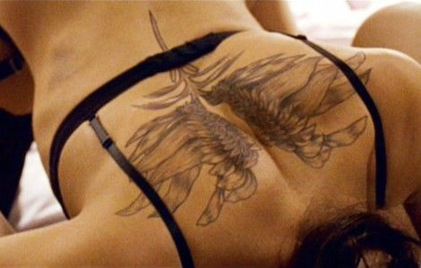 26 best mila kunis tattoo wrist images on pinterest for Black swan tattoo