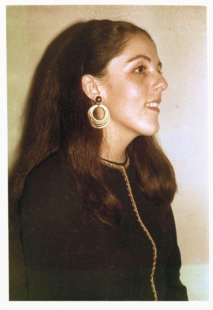Stanley Ann Dunham, President Obama's mom.