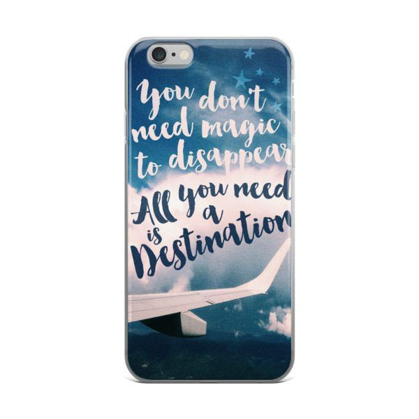 iPhone Case for Passionate Travelers    Guidora - Click on the Photo to Get it!