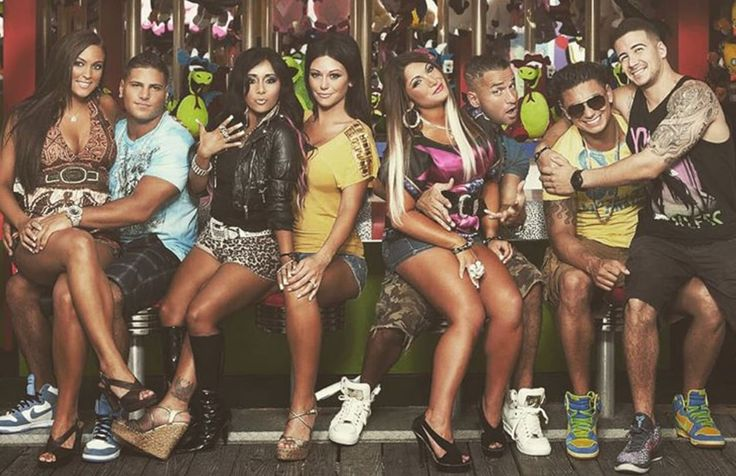 'Jersey Shore' Cast Members Are Finally Back And Will Star In A Shocking 'Reunion Road Trip' Show! #JerseyShore celebrityinsider.org #TVShows #celebrityinsider #celebrities #celebrity #celebritynews #tvshowsnews