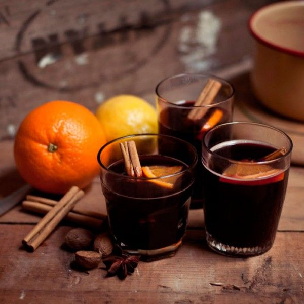 Mulled Wine - Drink Recipes for Fall, Besides the Pumpkin Spice Latte - Shape Magazine