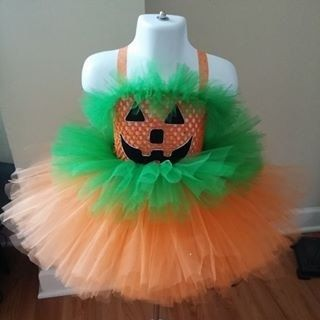 Hey, I found this really awesome Etsy listing at https://www.etsy.com/listing/210400713/pumpkin-tutu-dress