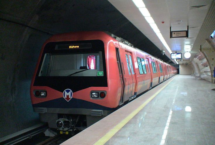 Main Istanbul Metro Tram, and Funicular lines for Tourists!!