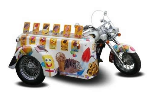 Motorcycle Food Franchises