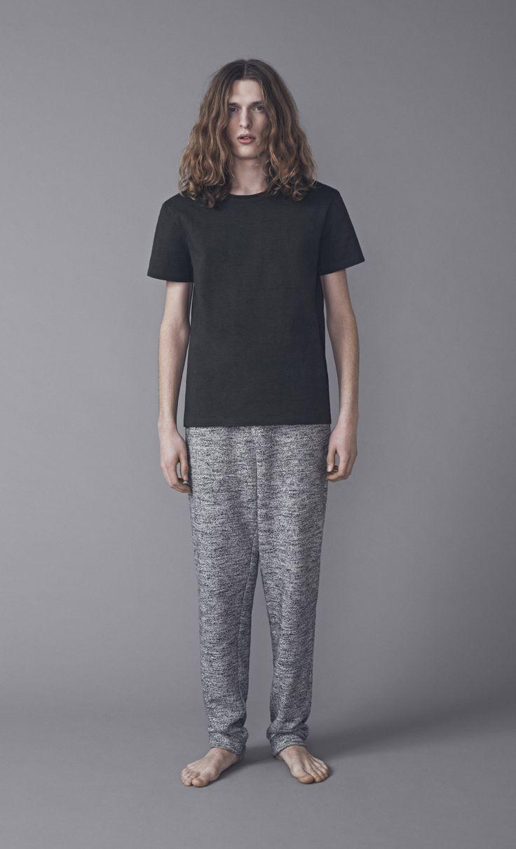 Tee Shirt and Coen Trousers | Samuji Man FW15 Collection