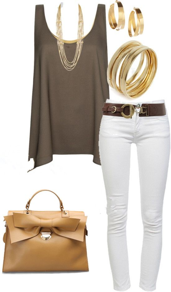 Elegant outfit for Spring