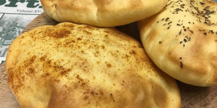 Naan-leivät