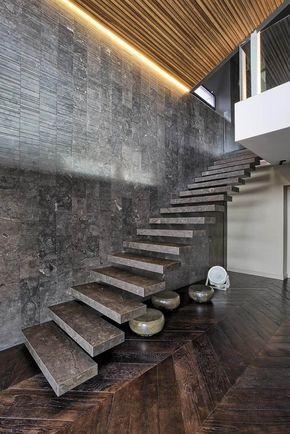 un escalier unique