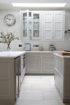 Sarsfeld Road SW12 - transitional - Kitchen - London - Blakes London