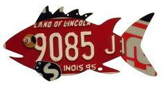 Best 25 license plate art ideas on pinterest for Colorado out of state fishing license