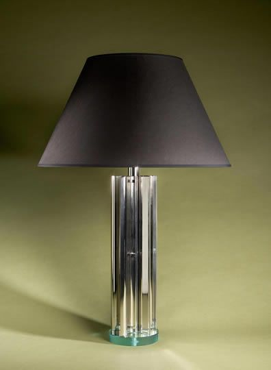 Aviator table lamp