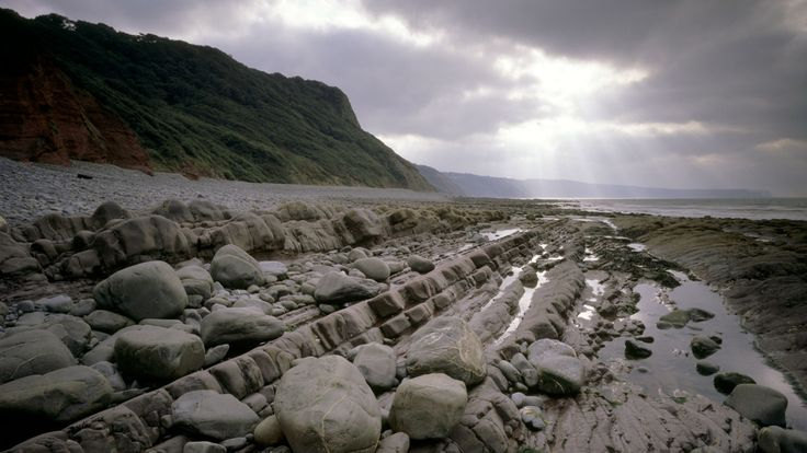 Visit the National Trust's Bideford Bay and Hartland, Devon, an area of rugged cliffs, valleys and woodlands.