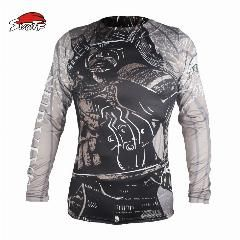 [ 21% OFF ] Suotf Black Japanese Samurai Shogunate Combat Training Fitness Wearing Fierce Boxing Jerseys Tiger Muay Thai Mma Boxing Clothing
