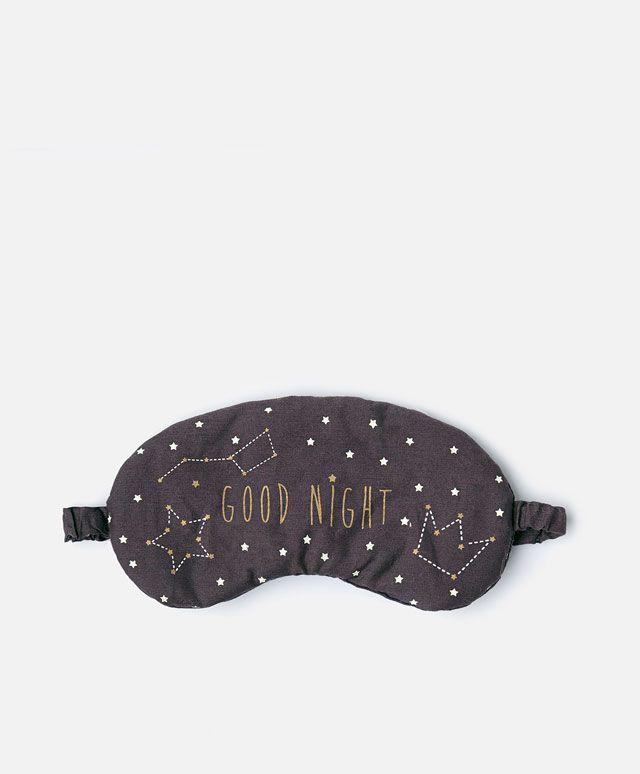 Constellation mask - OYSHO