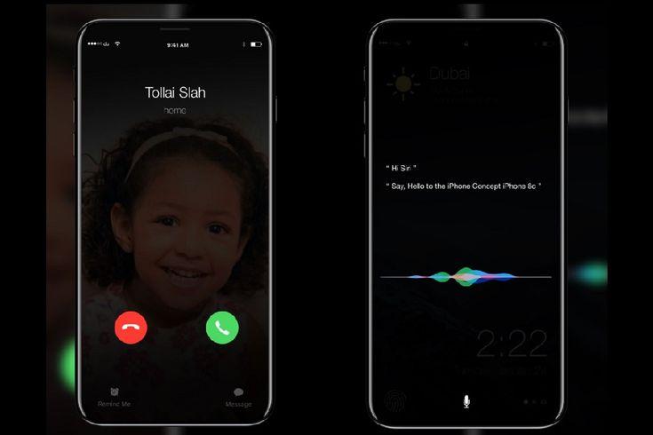 Novidades sobre o iPhone 8: Touch ID com tecnologia de ultrassom
