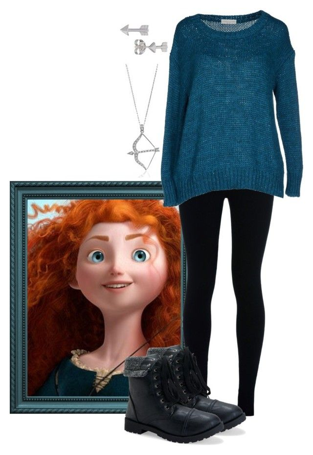 """""""Merida: Cozy Clothing"""" by holly-the-fangirl ❤ liked on Polyvore"""