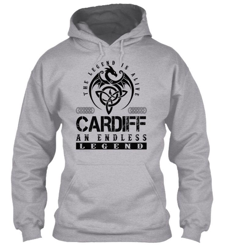CARDIFF - Legends Alive #Cardiff