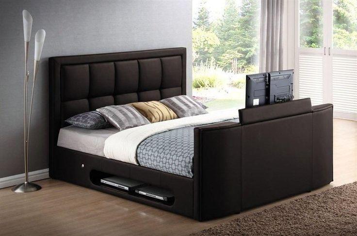 bed met tv lift - Google Search