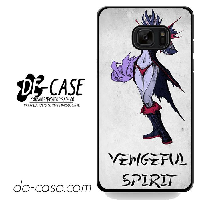 Dota 2 Vengeful Spirit DEAL-3644 Samsung Phonecase Cover For Samsung Galaxy Note 7