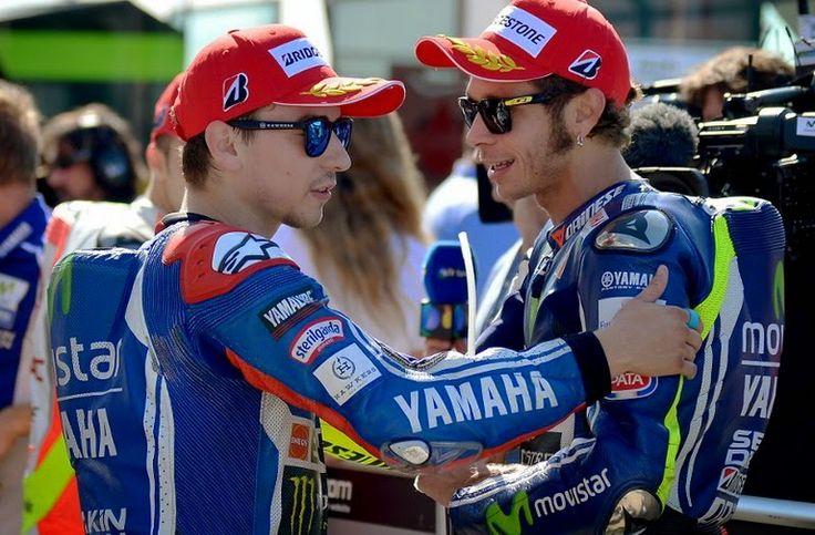 Rossi Menyambut Baik Kebangkitan Lorenzo ~ Info Otomotif