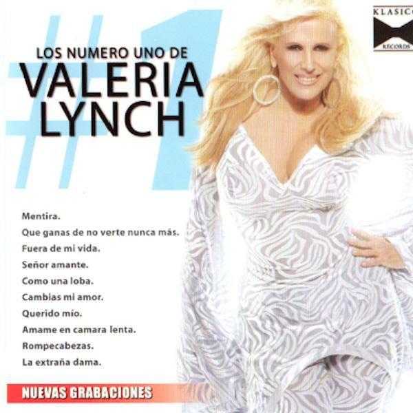 Las Numero Uno De Valeria Lynch by Valeria Lynch on Apple Music