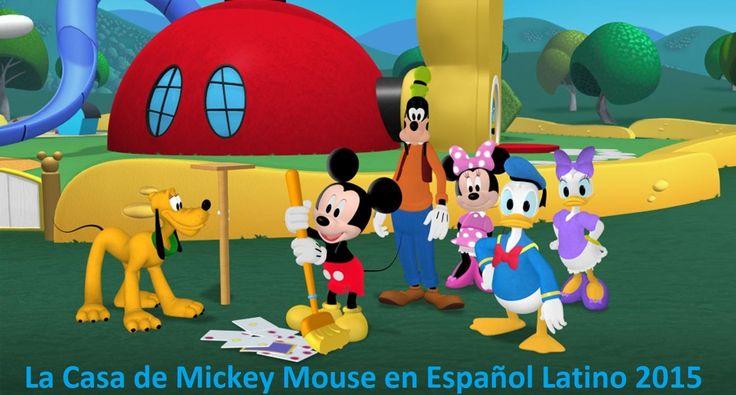 Dibujos animados para ni os la casa de mickey mouse en - La casa de mickey mouse youtube capitulos completos ...