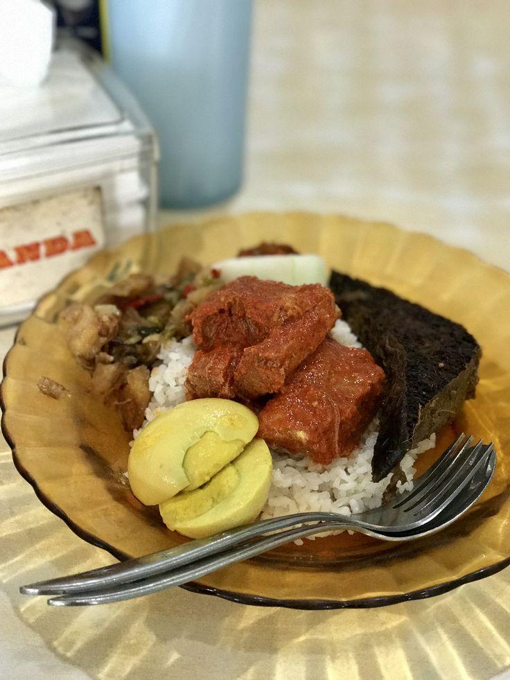 Nasi Bali Daging