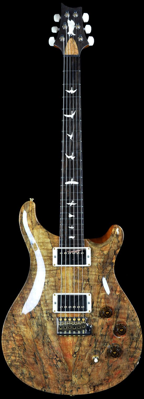 PRS Private Stock DGT Spalted Maple
