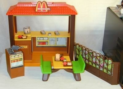 Mcdonalds Toy Kitchen Sale