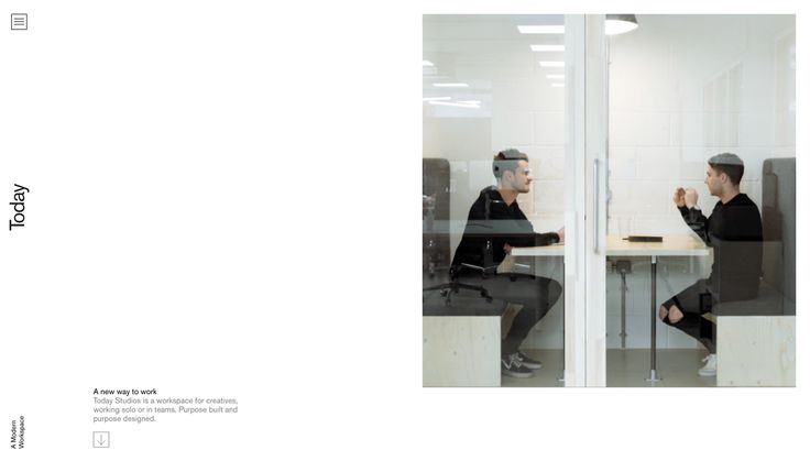 todaystudios.co | A Modern Workspace