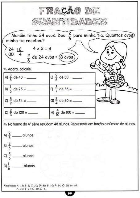 Rosangela.Aprendizagem: 4º Ano- Matematica