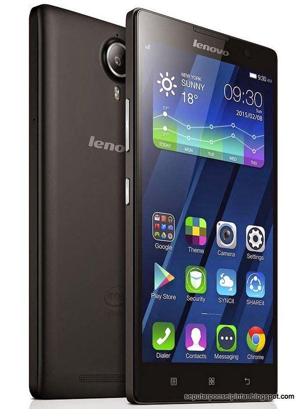 Spesifikasi dan Harga Lenovo P90, Ponsel Android Lollipop dengan Baterai 3900 mAh