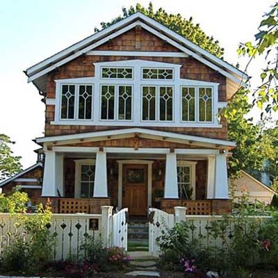 A Home With Lot Of Heart Craftsman CottageCraftsman
