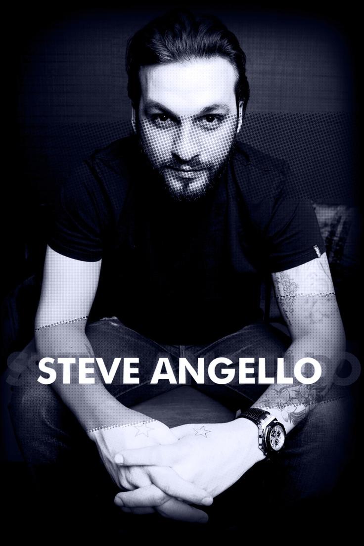 Steve angello El mejor para mi ❤️