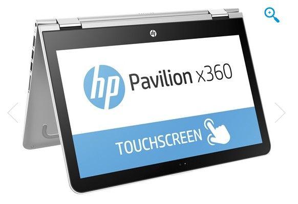 HP Pavilion x360 13-u103nf pas cher prix Boutique HP 799.00 €