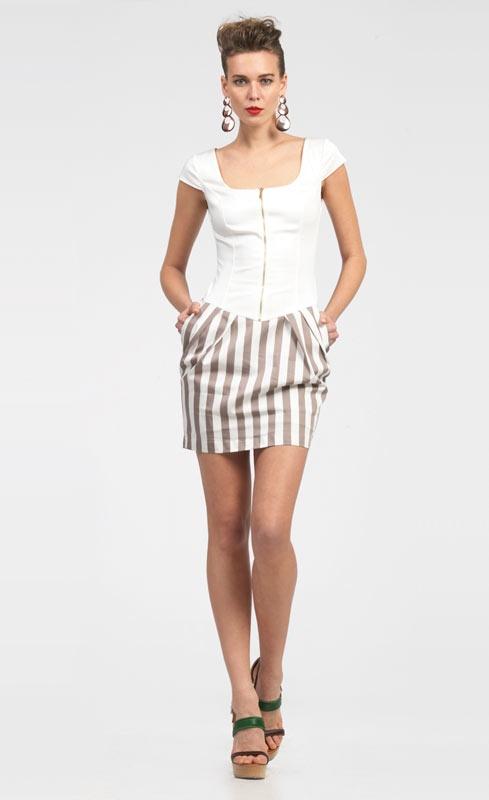 LOOKBOOK SPRING/SUMMER 2013 | Forel Dress_Product Code 445089