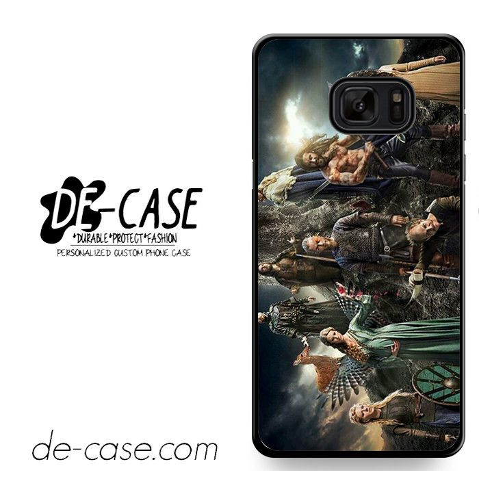 Vikings Actors DEAL-11692 Samsung Phonecase Cover For Samsung Galaxy Note 7