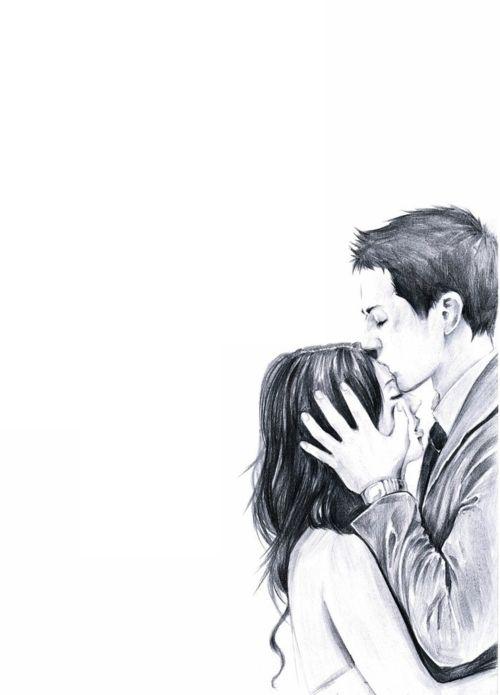 boyfriend, couple, cute, drawing, girlfriend