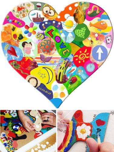 Holzmosaik Hochzeitspuzzle - PORTOFREI inkl. Hochzeitsbuch gratis - kreative Hochzeitsspiele zum Bemalen Set inkl. Farben und Pinsel - Holzpuzzle zur Hochzeit in Herzform ohne Rahmen galleryy.net http://www.amazon.de/dp/B008URKK4Q/ref=cm_sw_r_pi_dp_DNygub1SYPJME