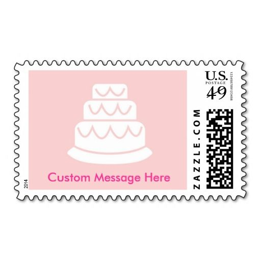 Design Your Own Wedding Cake Template : 304 best images about Wedding Cake Postage Stamps on ...