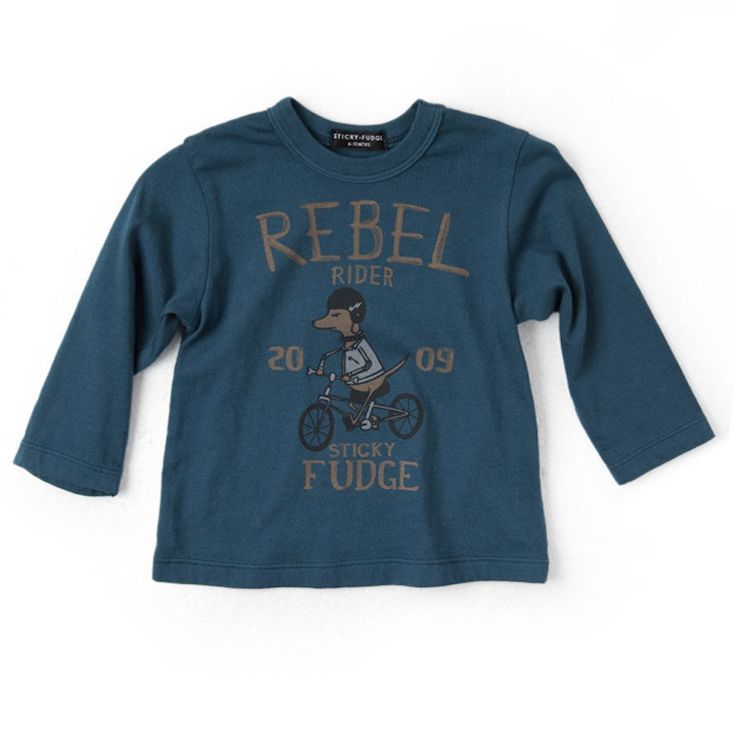 Tee - Pablo - Clothing - boys - Baby Belle