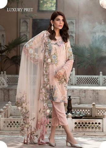 73adfe0f01 Charizma Chiffon Suit. Charizma Chiffon Suit Pakistani Designer Suits, Designer  Suits Online ...